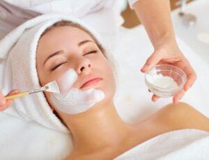 curso de limpeza de pele